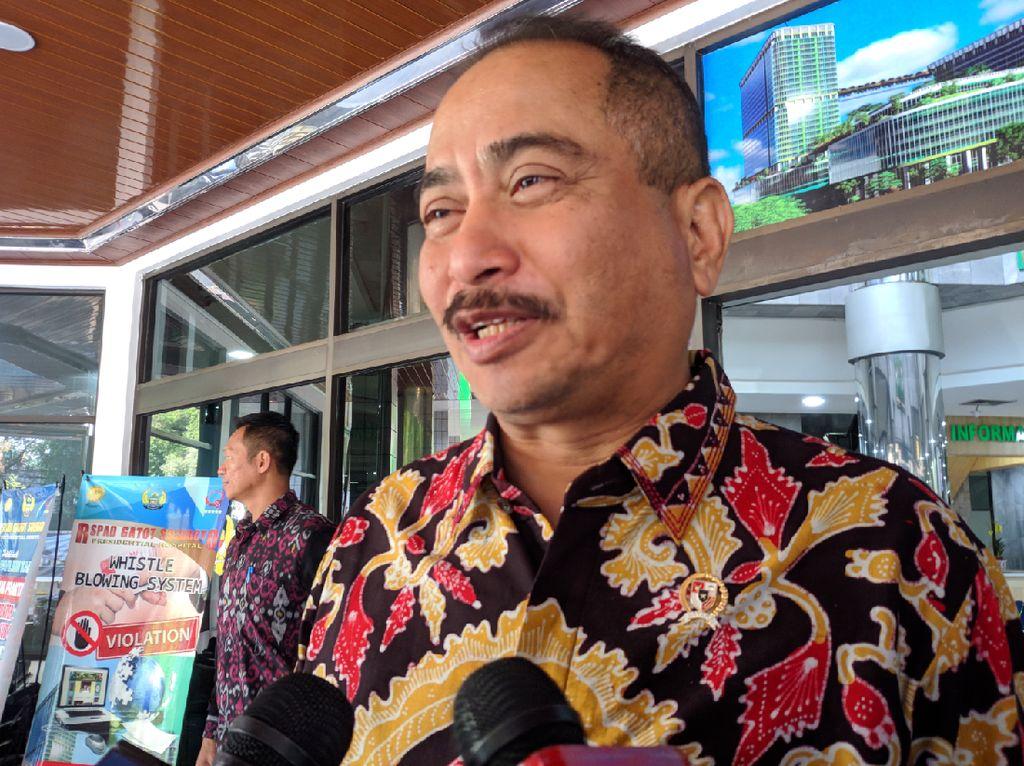 Menpar Sebut Wiranto Makin Membaik: Tadi Tanya Pengumuman Menteri