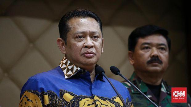 Bambang Soesatyo Ketua MPR RI. (