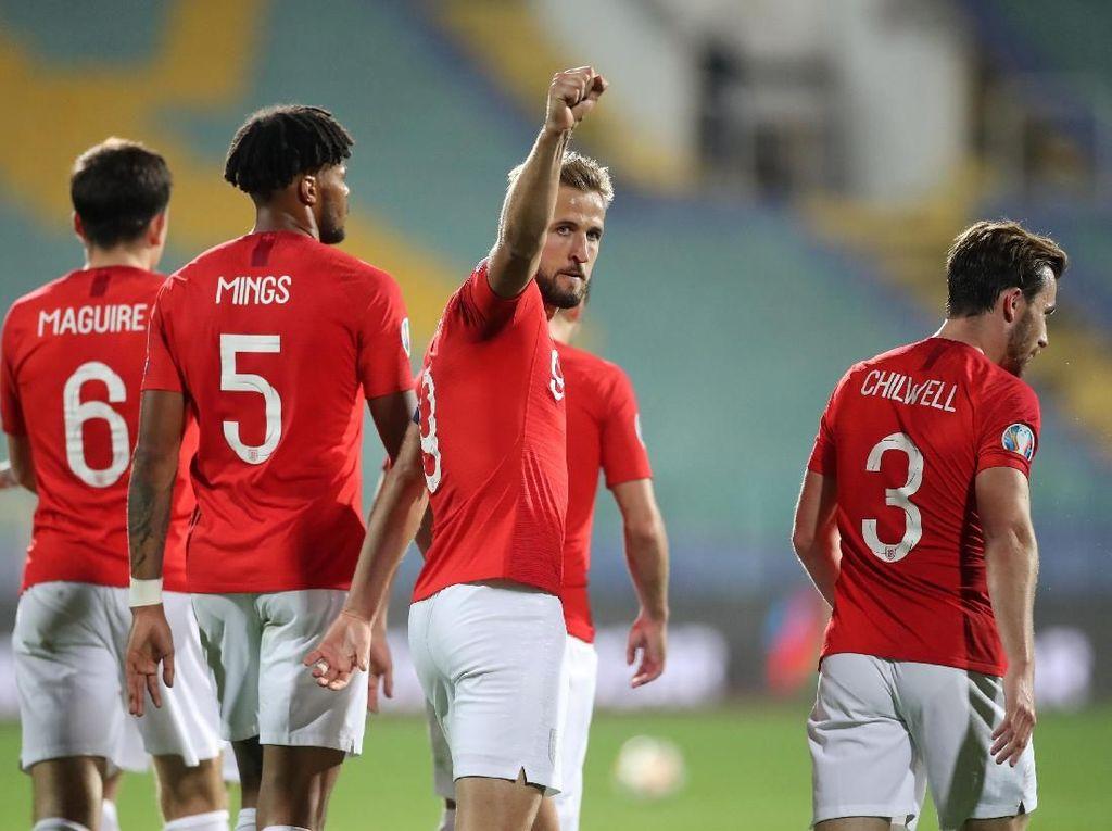 Di Sofia, Inggris Melawan Bulgaria dan Fans-nya yang Rasialis