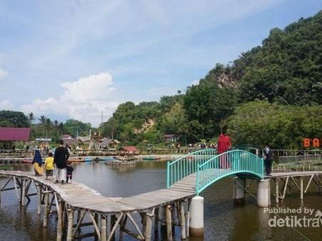 Bukittinggi Bikin Rawa-rawa Jadi Objek Wisata Eksotik