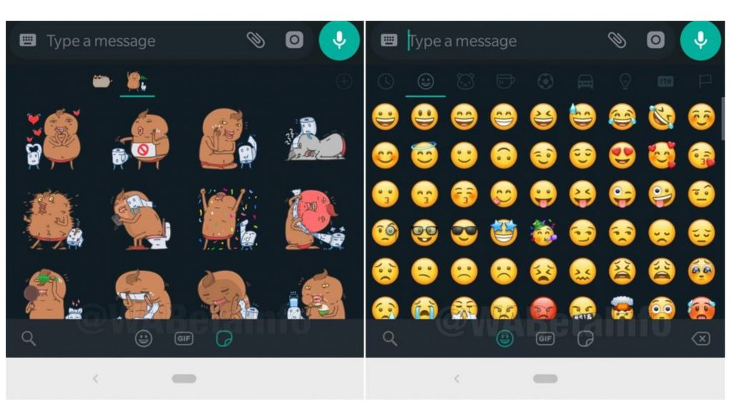 Whatsapp mode gelap, dark mode , dark theme.