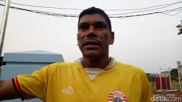 Antonio Claudio kini jadi asisten pelatih Persija Jakarta (Randy Prasatya/detikSport)
