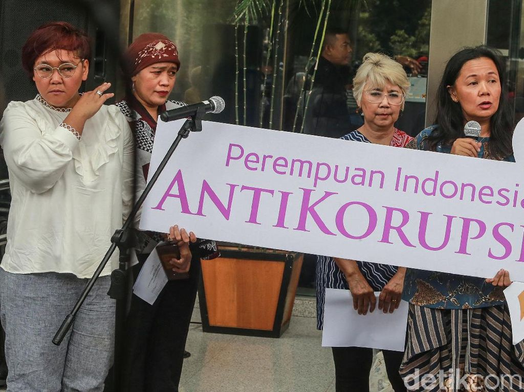 Perempuan Antikorupsi Desak Presiden Terbitkan Perppu KPK