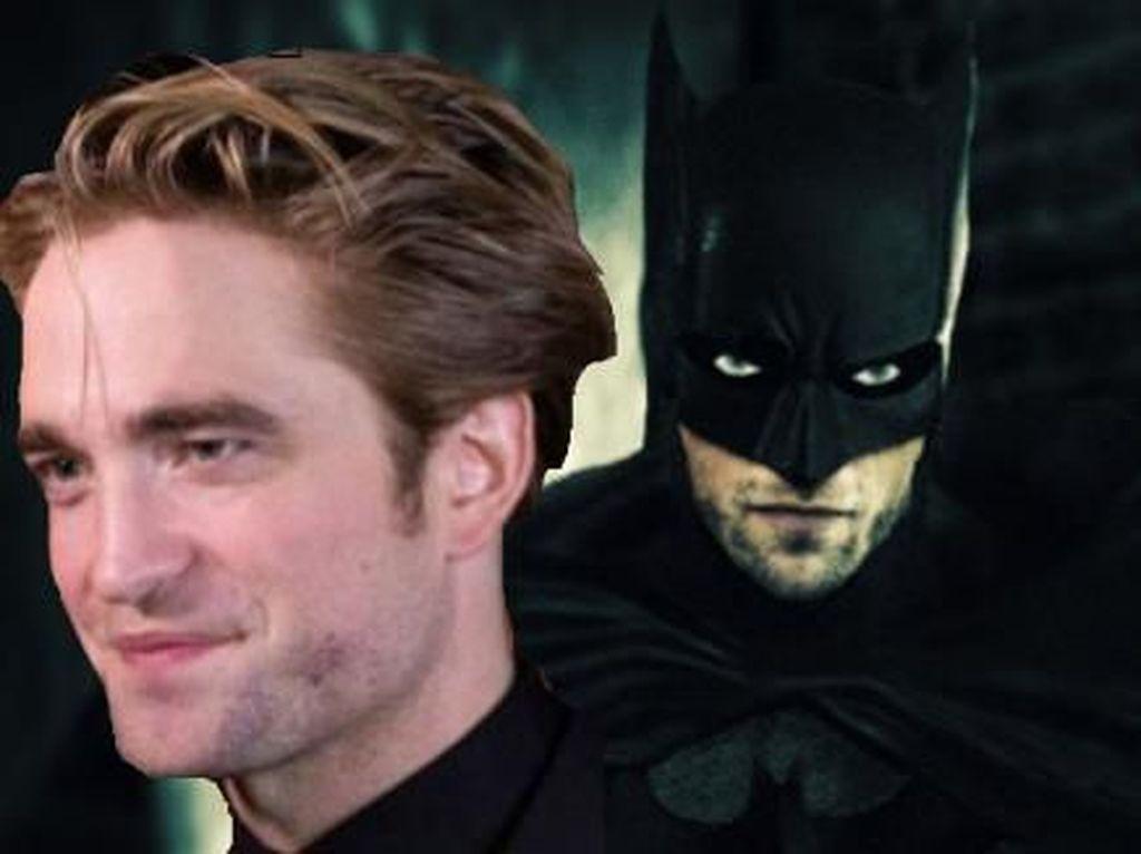 Robert Pattinson Sebut Batman Bukan Superhero