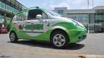 Anak SMK Kudus Bikin Mobil Listrik, Ini Wujudnya