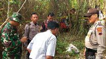 Mayat Wanita dalam Karung Pakai Kaus Bertulis SDN 02 Depok Pekalongan