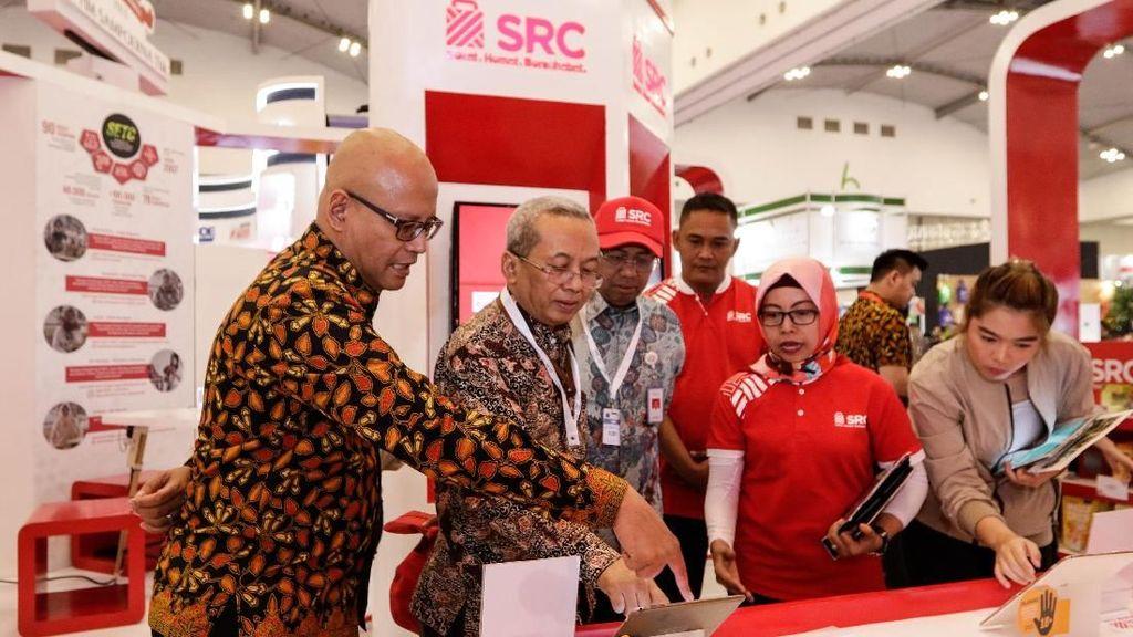 Dukung Pengembangan UKM di Trade Expo Indonesia