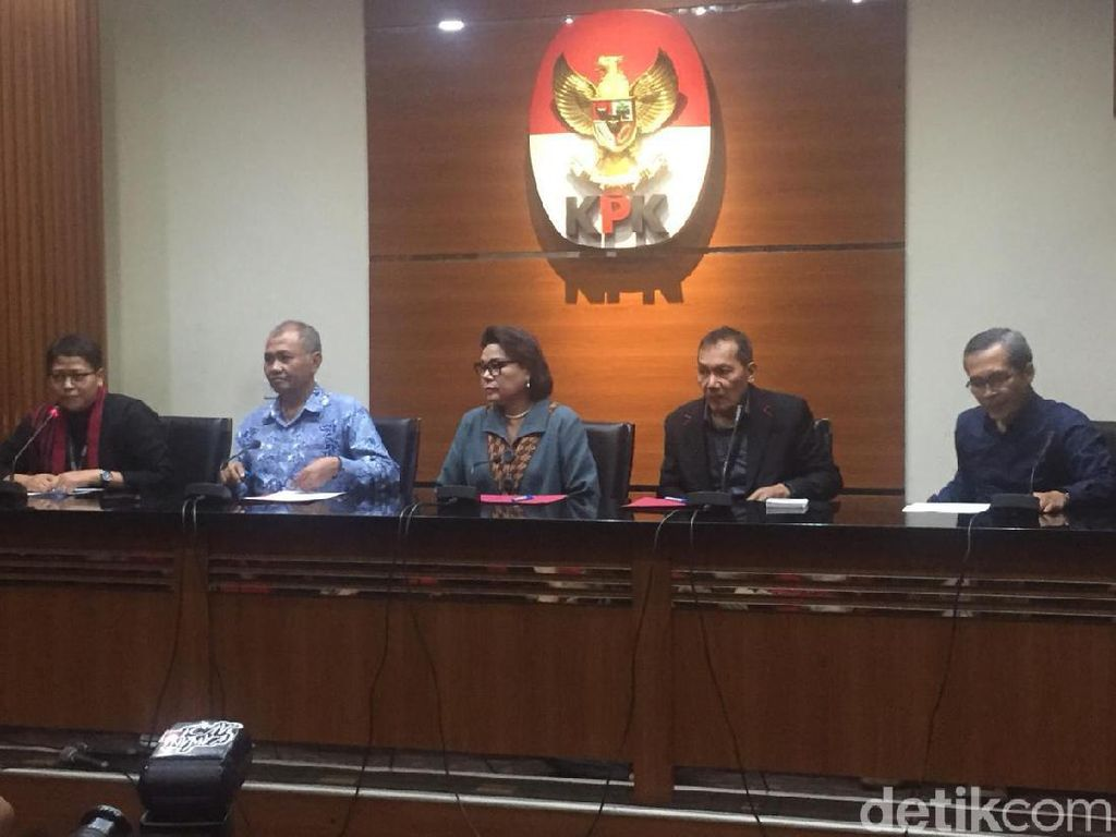 KPK Tetapkan Kepala BPJN XII Balikpapan Tersangka Suap Proyek Jalan
