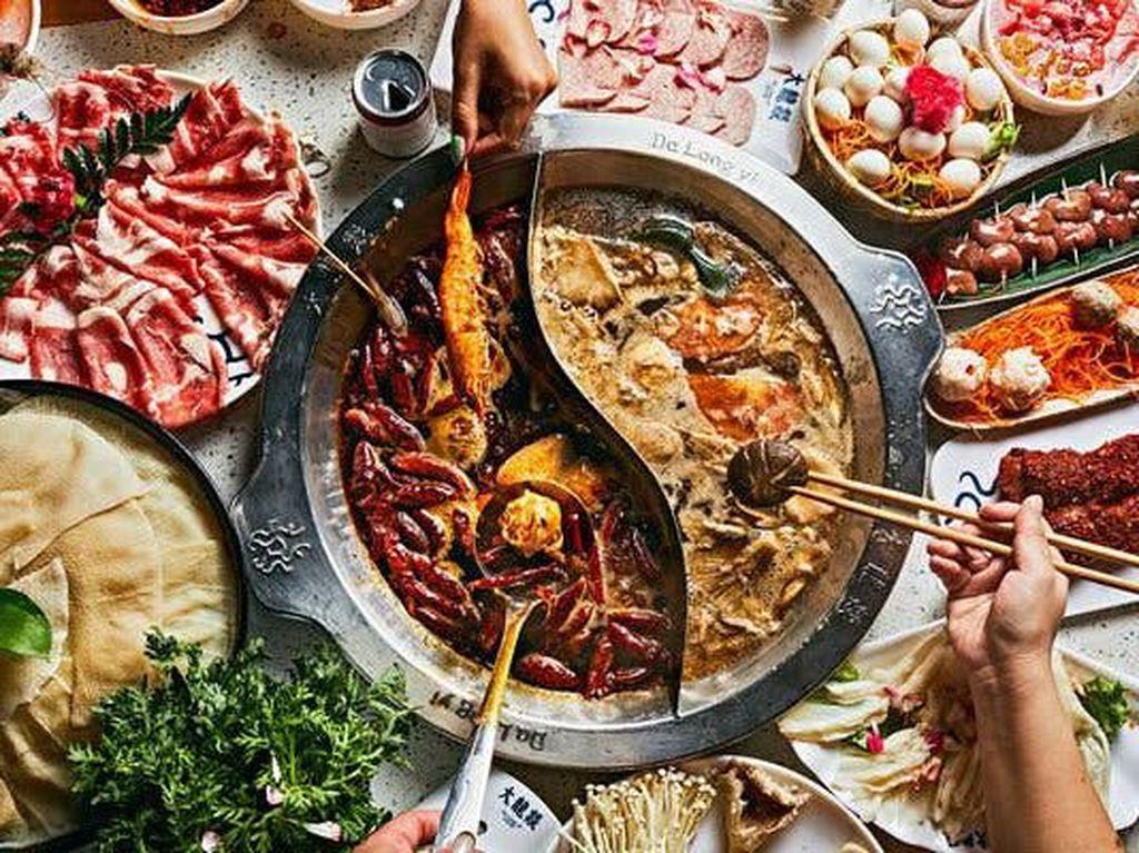 5 Kaldu Shabu-Shabu Paling Populer, Ada Szechuan hingga Tom Yum