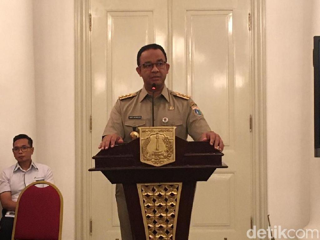 Tentang PKL Selama 2 Tahun Anies di DKI: Gugatan hingga Rencana Penataan