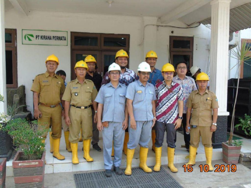 PGN Bangun Koperasi Karet di Desa Pagardewa Sumsel