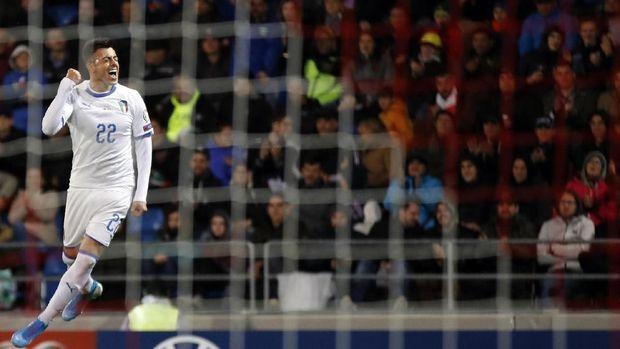 Menyamai Rekor 80 Tahun di Italia, Mancini Tak Terlalu Puas