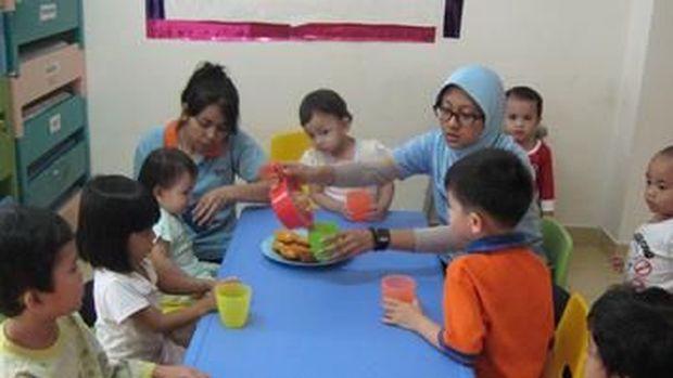 Daycare Jakarta Pusat yang Punya Review Bagus/