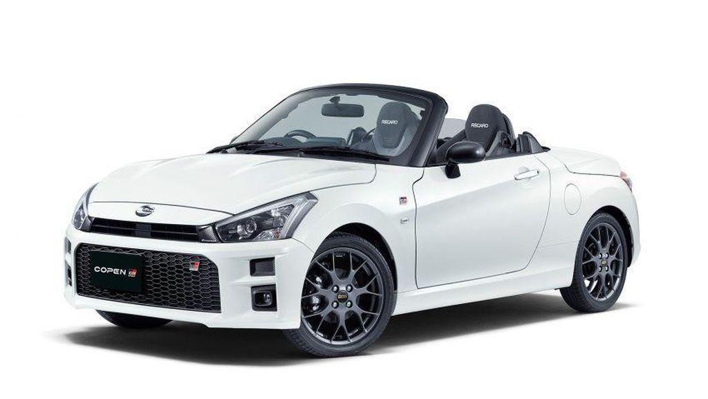 Sentuhan Sporty dari Toyota untuk Daihatsu Copen