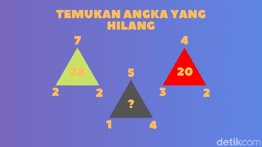 Tebak-tebakan Matematika Ini Sederhana, Tapi Bisa Bikin Garuk Kepala