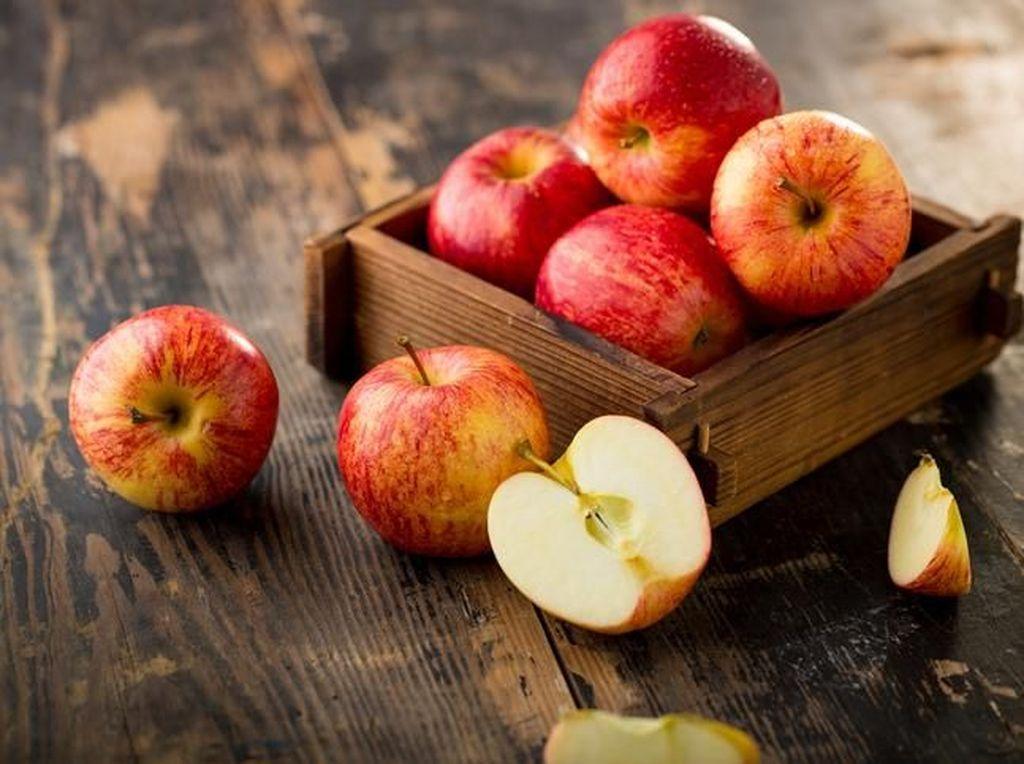 Makan Sebutir Apel Tiap Hari dan Dapatkan 5 Manfaat Sehat Ini