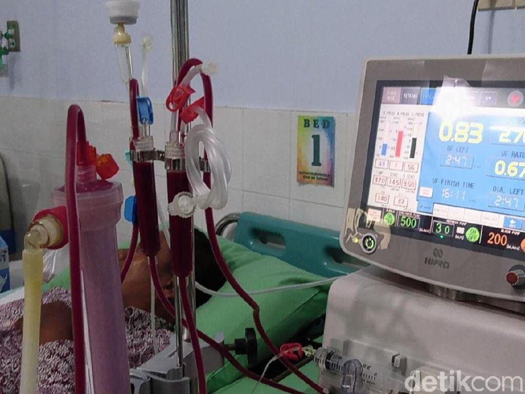 Seminggu 2 Kali Seumur Hidup, Begini Proses Cuci Darah Dilakukan