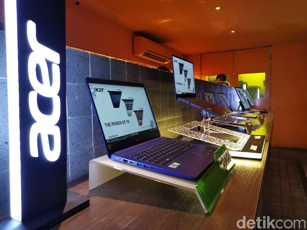 Penjualan Laptop Tipis Masih Bisa Berkembang