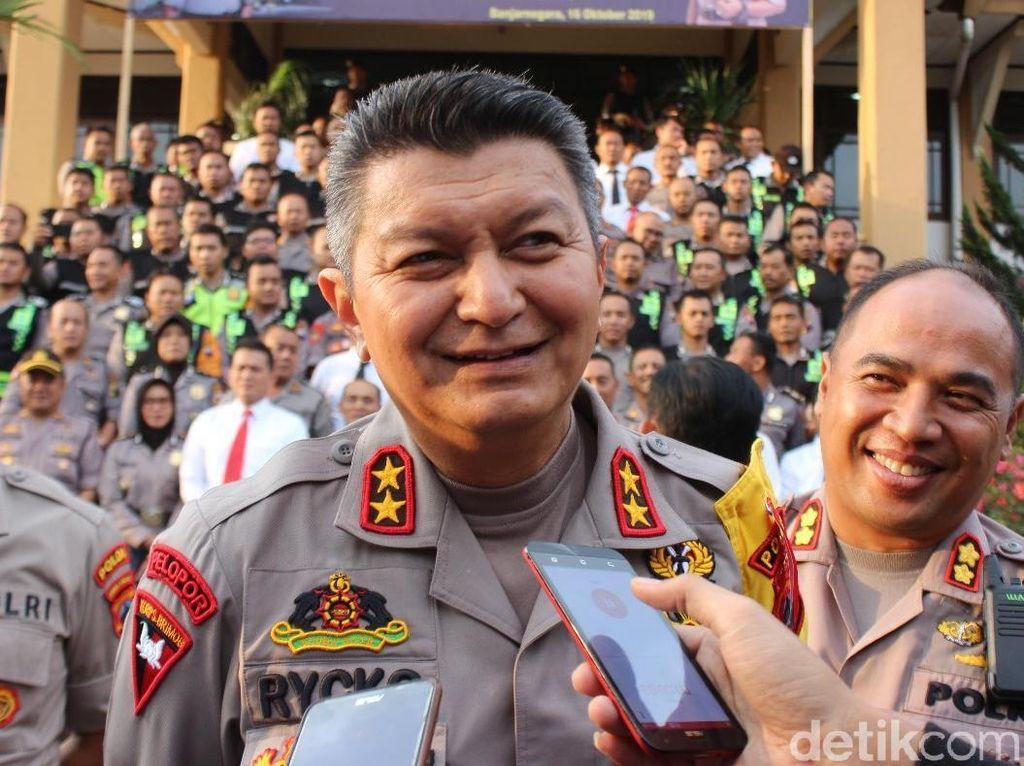 Densus 88 Tangkap 8 Terduga Teroris di Jawa Tengah