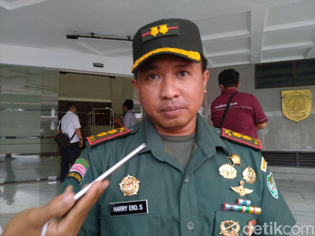 Ini Langkah TNI di Bogor Cegah Massa ke DKI Saat Pelantikan Presiden