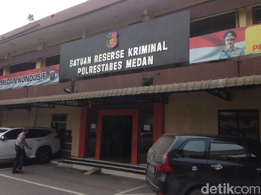 5 Korban Bom Medan Pulang dari RS Bhayangkara