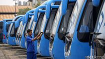 Belum Kapok, TransJakarta Masih Mau Pakai Bus China