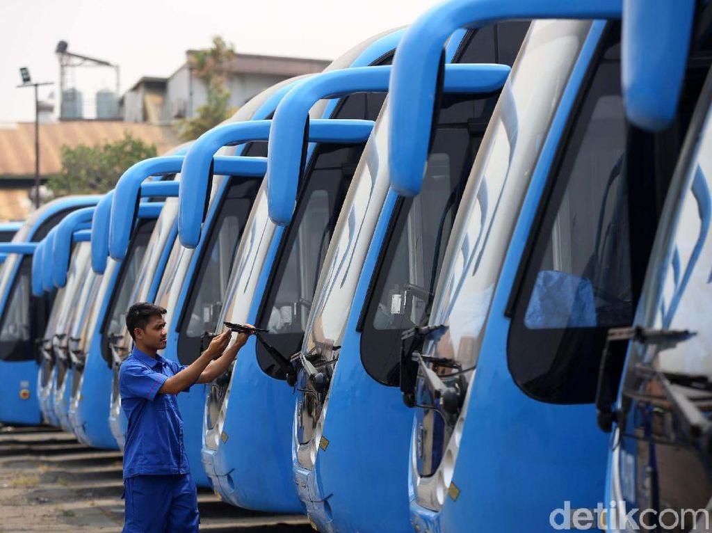 Jokowi Minta TransJ Integrasi LRT-Kereta Cepat, Dishub DKI: Kami Siapkan Pak