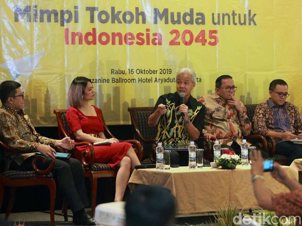 Mimpi Tokoh Muda untuk Indonesia 2045