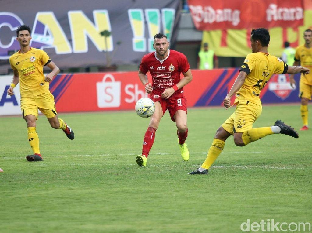 Jadwal Liga 1: Persipura Vs Bhayangkara FC, Semen Padang Vs Persija