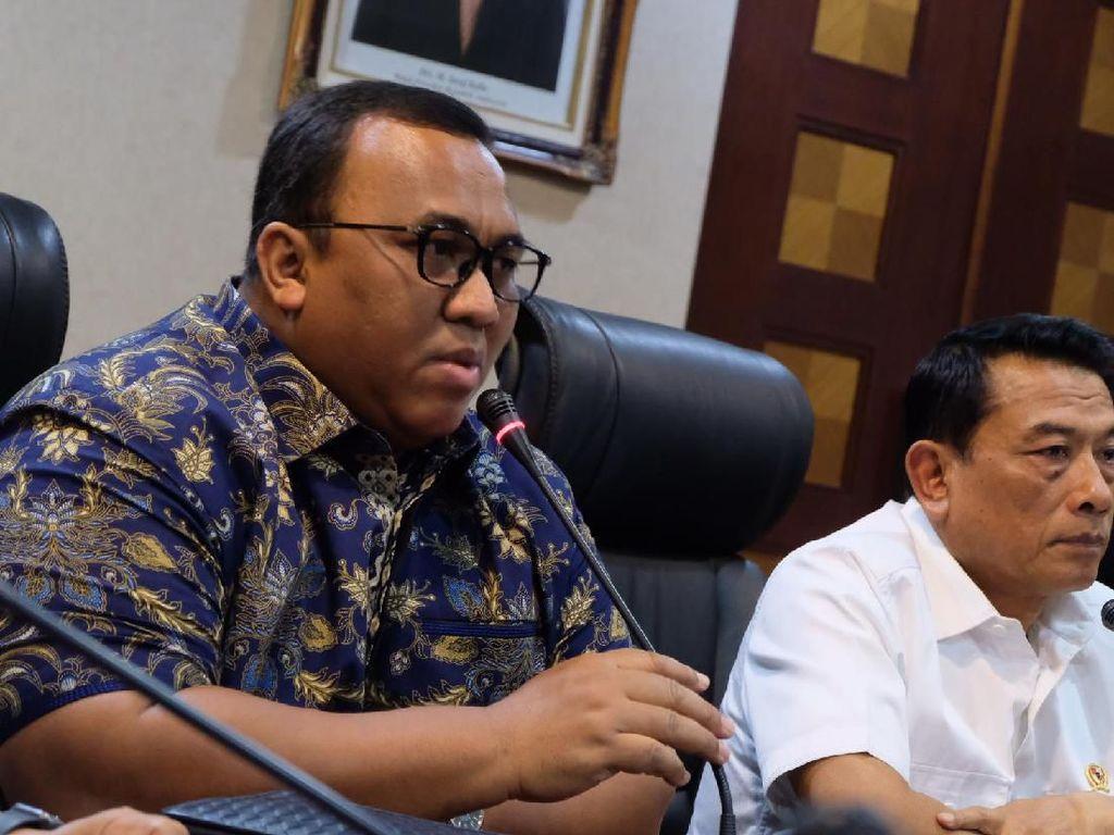 KSPSI: Aksi 30 April Tunggu Pengumuman Jokowi soal RUU Cipta Kerja