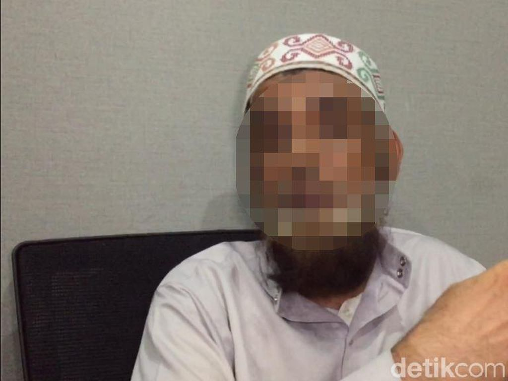Tersangka Kasus Ninoy, Irshad Ahmad Bicara Soal Panggilan Habib