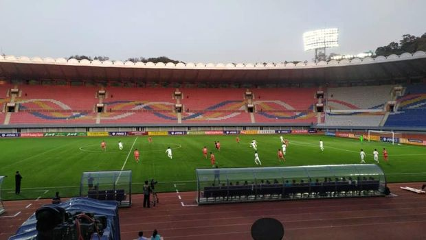 Ditonton Presiden FIFA, Laga Bersejarah Korut Vs Korsel Berakhir 0-0