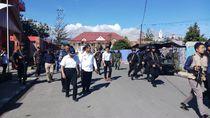 Hari Kedua Kunjungan ke Papua, Pengamanan Mendikbud Diperketat