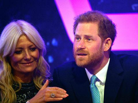 Pangeran Harry saat acara WellChild Awards