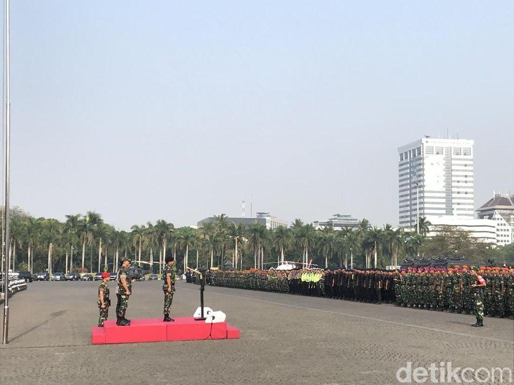 Panglima TNI: Marwah NKRI Dipertaruhkan di Hari Pelantikan Presiden!