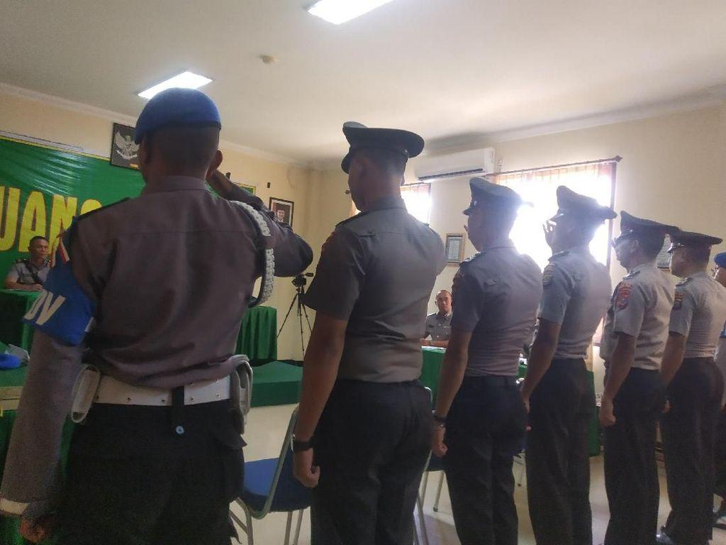 5 Polisi Pembawa Senpi Saat Demo Ricuh DPRD Sultra Jalani Sidang Disiplin