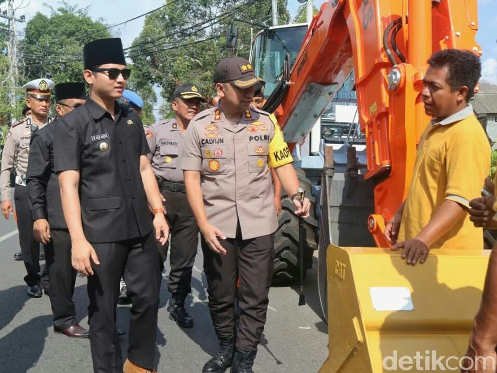 14 Kecamatan Trenggalek Rawan Bencana Longsor dan Banjir, Ini Antisipasinya