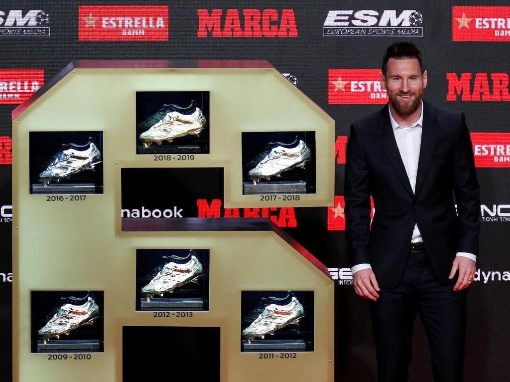 Messi Tidak Mau Sombong seperti Ronaldo dan Ibrahimovic