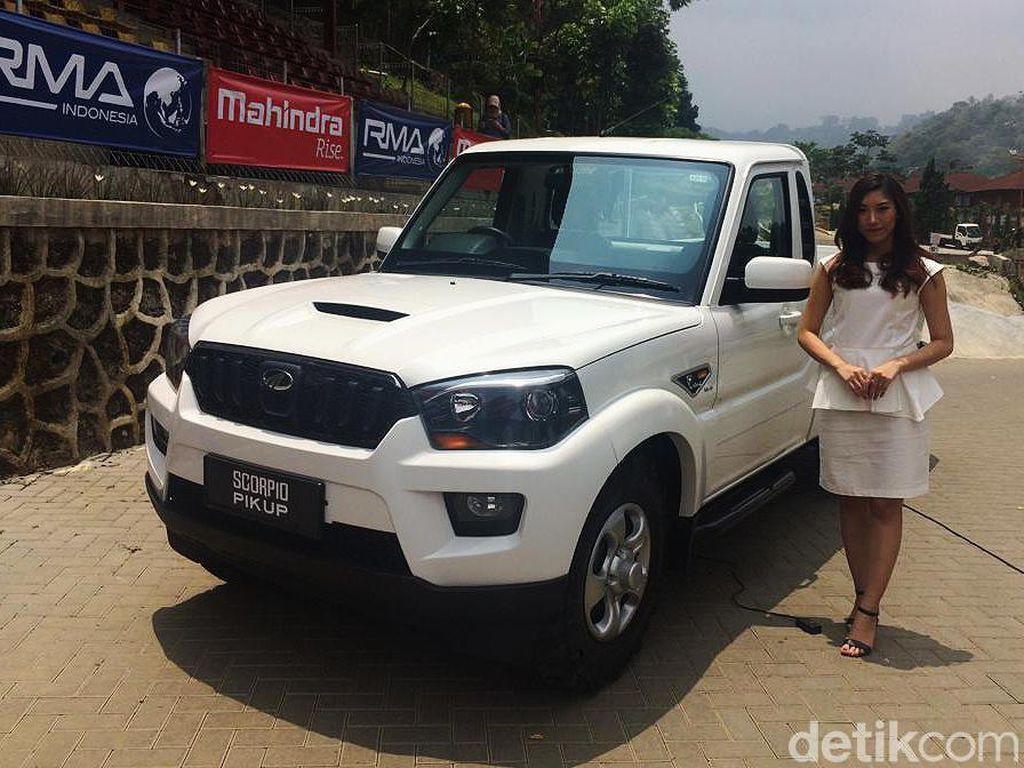 Mahindra Buat Usaha Patungan dengan Ford di Indonesia?