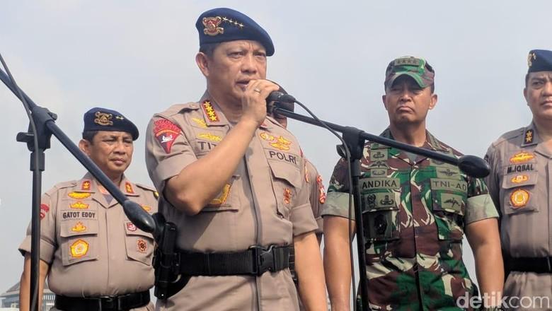 Tak Beri 'Izin' Demo di Pelantikan Presiden, Kapolri Buka-bukaan Soal Risiko