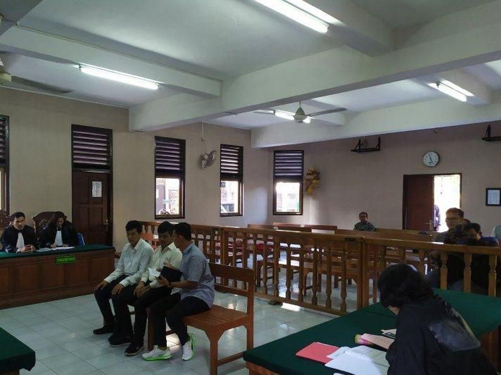 Bertelur Narkoba di Denpasar, 2 WN Thailand Dihukum 16 Tahun Penjara