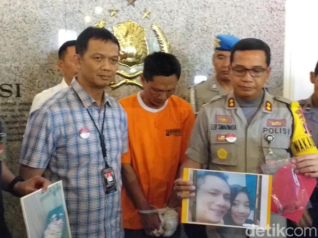 Ini Alasan Sebenarnya Suami Tega Bakar Istri di Surabaya