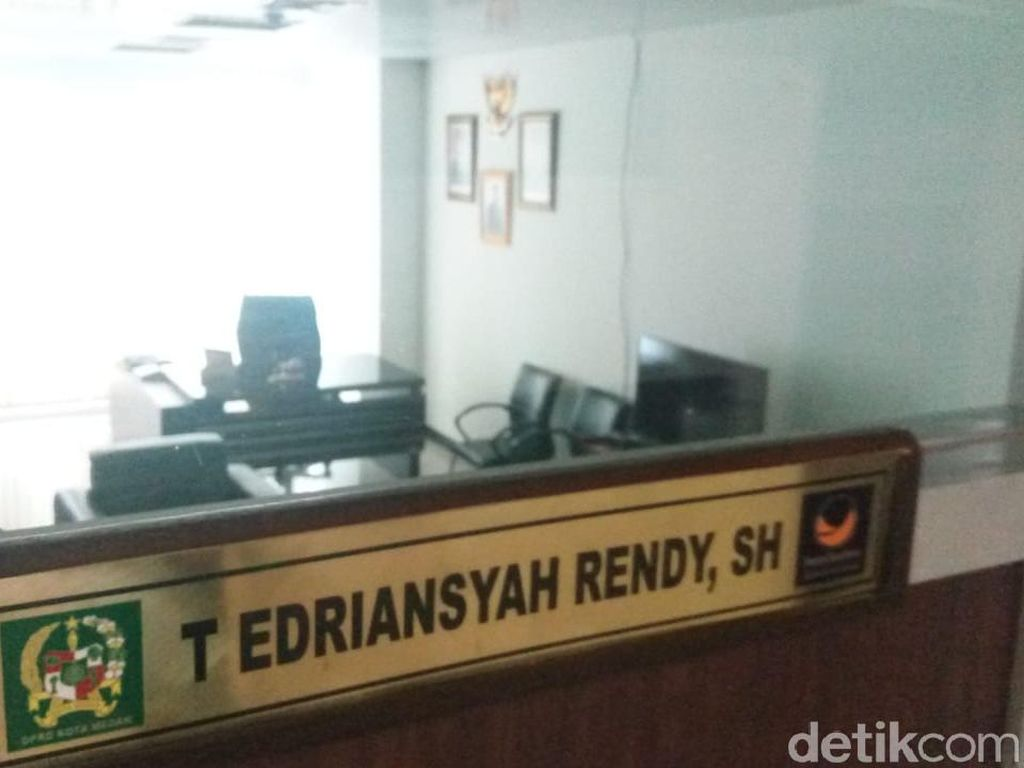 Legislator NasDem Anak Wali Kota Medan Tak Ngantor di DPRD