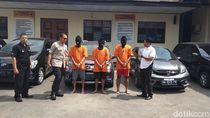 6 Mobil Rental Hasil Penipuan Diamankan dari Pelabuhan Semarang
