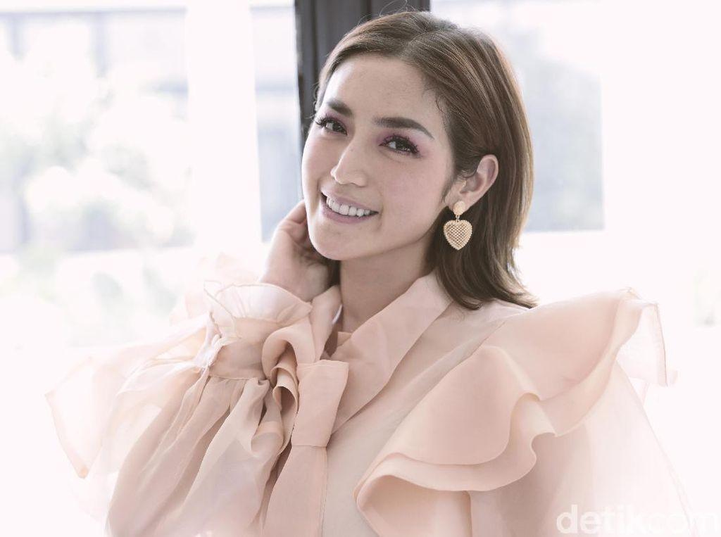Jessica Iskandar Tegaskan Tak Pernah Blokir Instagram Edric Tjandra