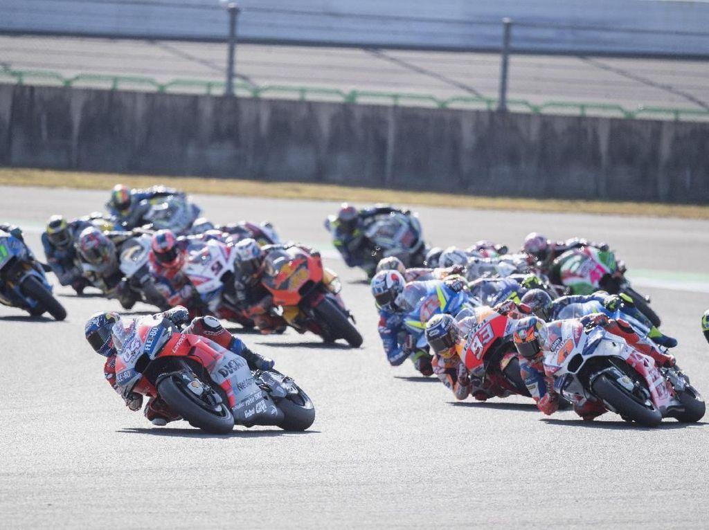 Minggu Siang Nanti, Saksikan Live Streaming MotoGP Jepang di detikSport