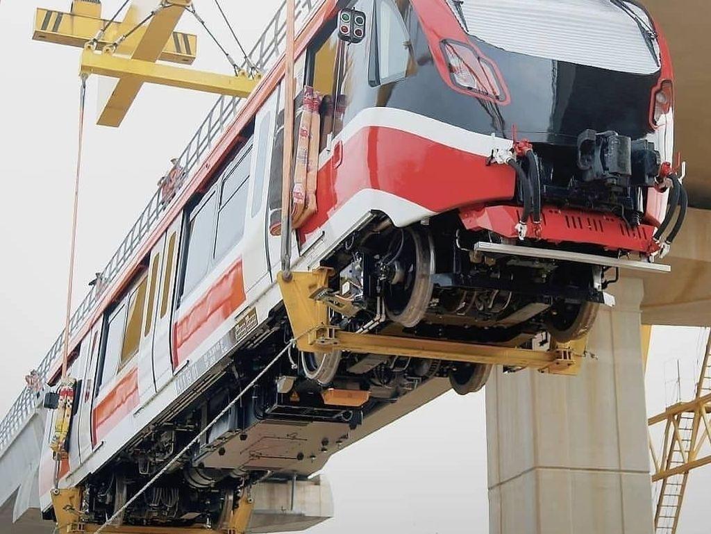 Dekat ke LRT, KRL dan BRT, Menjadikan Hunian Ini Real TOD City