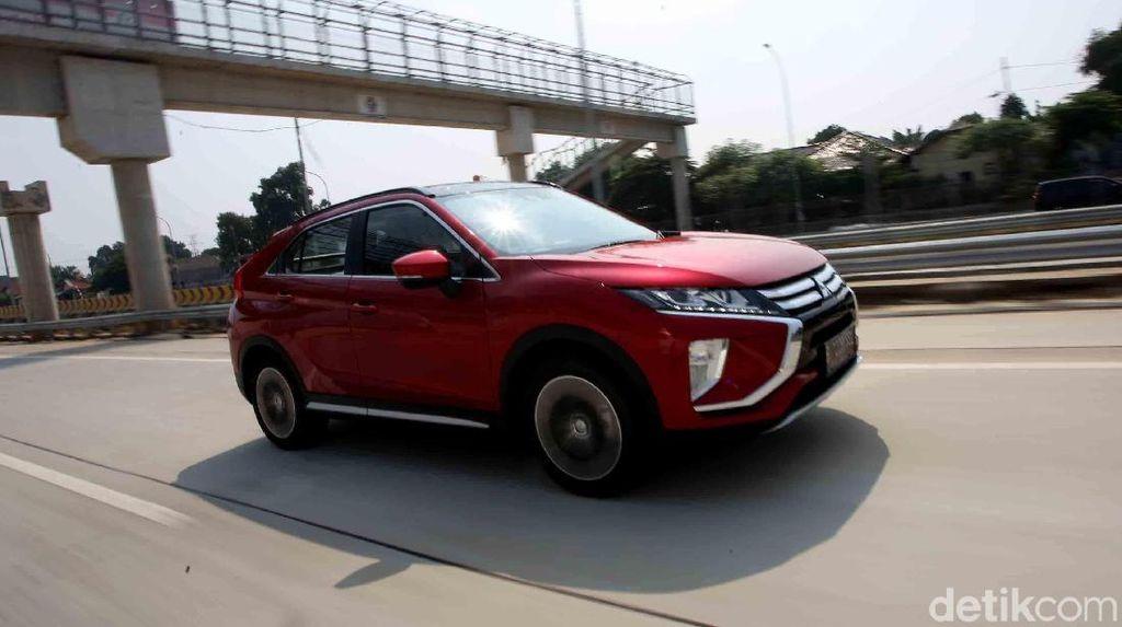 Menjajal SUV Terbaik Jepang