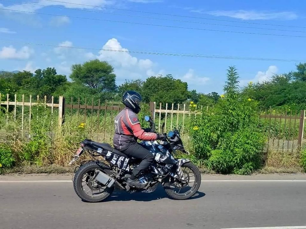 KTM Bakal Punya Motor Adventure 250cc, Ini Wujudnya