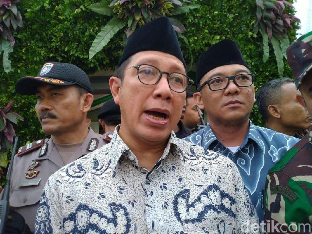 Lukman Hakim: Teroris Mendasarkan Kekerasan pada Pemahaman Keagamaan Ekstrem